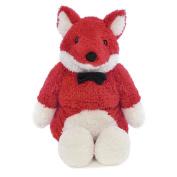 Kids Novelty Soft Padded Fleece Covered Hotwater Bottle - Fox