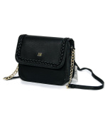 BLACK SHOULDER BAG J.LO BY JENNIFER LOPEZ BAGJL6167NE