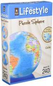 3D Puzzle Sphere - Globe