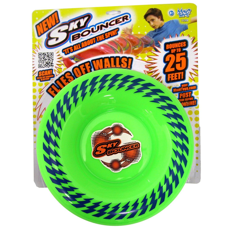 Flug- & Drachensport Maui Toys Pop Skybouncer Fire Yellow Flying Disc