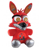 Funko Five Nights at Freddy's Nightmare Foxy Plush, 15cm