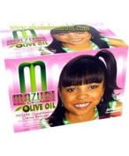Kids Organics Olive Oil No Lye Conditioning Relaxer