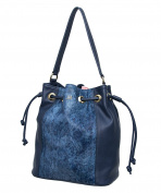 Blue Top-Handle Bag J.LO BY JENNIFER LOPEZ BAGJL6178BL
