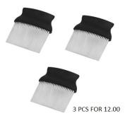 Neck Brush - Black/White **3 PCS FOR 12**