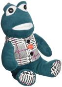 Grriggles Heritage Frog Toy, Blue