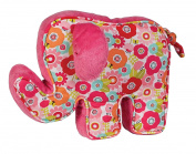 C.R. Gibson Elephant Soft Toy, Cutie Pie