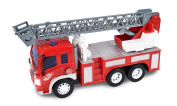 Maxx Action Fire Rescue Ladder Toy Truck