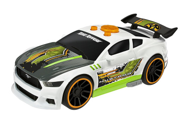 Toy State Road Rippers Skidders Ford Mustang Light & Sound