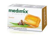 MEDIMIX Herbal Ayurvedic Soap With 18 Herbs Healthy Skin 75g. /