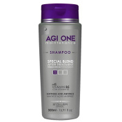 SODIUM SALT FREE SHAMPOO for use AFTER KERATIN TREATMENTS and for COLOUR TREATED HAIR Aftercare for Men and Women