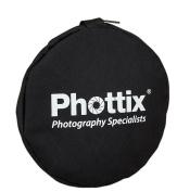Phottix 5-in-1 120 cm Premium Reflector with Handles