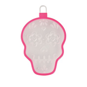 Sweet Creations Day of the Dead 3D Skull Cookie Cutter and Stamp