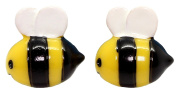 Bluebubble BEE MY BABY Bumble Bee Earrings With Gift Box