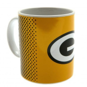Green Bay Packers Mug FD Official Merchandise