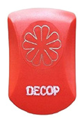 DECOP embossed punch clover