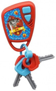 OFFICIAL PAW PATROL FUN CAR KEYS ALARM WITH SOUNDS KIDS GIFT TOY XMAS BRAND NEW