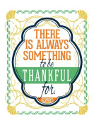 Wheatpaste Art Collective Always Something to be Thankful for by Fancy That Design House Canvas Wall Art, 46cm by 60cm