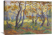 Global Gallery Paul Ranson The Clearing Stretched Canvas Artwork