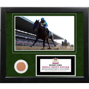 Steiner Sports Victor Espinoza Winning Belmont Stakes Photo, 28cm x 36cm