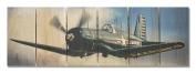 Gizaun Art American Ace Collage, 80cm x 28cm