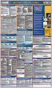 Osha4less District of Columbia All-in-One Labour Law Posters Spanish