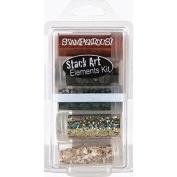 Stampendous Survival Stack Art Elements Kit