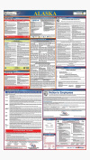 Osha4less Alaska All-in-One Labour Law Posters