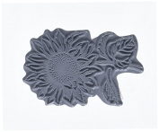Stampendous Cling Rubber Stamp, 14cm by 11cm , Sunflower