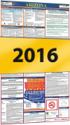 Osha4less Arizona All-in-One Labour Law Posters