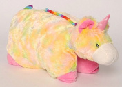 Childrens Generic 2 in 1 Pet Pillow Cushion Toy Cat, Bunny, Dragon, Butterfly, Unicorn