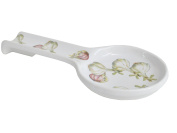 Abbiamo Tutto Garlic Spoon Rest, 24cm by 13cm