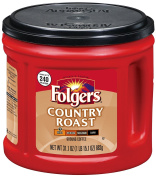 Folgers Country Roast Ground Coffee, 920ml