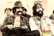 Aquarius Cheech and Chong Chill Poster, 60cm by 90cm