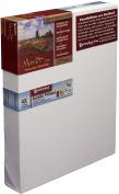 Masterpiece Monet PRO 2.5cm - 1.3cm Deep, 10cm x 10cm , Tahoe 300ml Triple Acrylic Primed Cotton Canvas