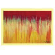 Dripping Pink by David Bromstad BROM169-SY, 46cm x 30cm