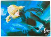 GE Animation Great Eastern GE-77616 Fate/Zero - Sabre Fabric Wall Poster