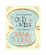 Studio Oh! Art Print, Witticisms Old & Wise