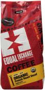 Equal Exchange Organic French Roast Decaf Ground Coffee, 300ml