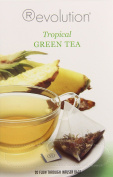Revolution Tea Tropical Green Teabags, 20 Count