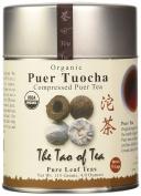 The Tao of Tea, Puer Tuocha Pu-er Tea, 120ml Tin