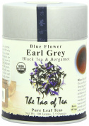 The Tao of Tea, Blue Flower Earl Grey Black Tea, Loose Leaf, 100ml Tin