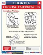 Osha4less Choking Poster