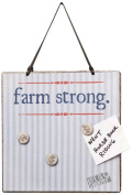 Big Sky Carvers Farm Strong Memo Board