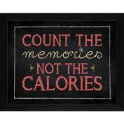 The Craft Room ST9628-276 Calories Framed Print, 41cm x 33cm
