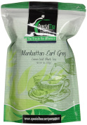 Special Tea Manhattan Earl Grey Blend Loose Leaf Tea, 240ml