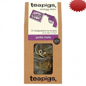 teapigs Yerba Mate Tea, 15 Count