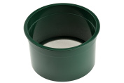 SE GP4-50 14cm Mini Stackable Sifting Pan, 50 Holes/Square Inch