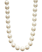 Charter Club simulated pearl strand 14mm, 16""