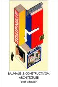 Nouvelles Images Bauhaus & Constructivism Architecture Calendar - 2016 Calendar