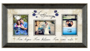 "Carpentree ""Love is a Journey"" Framed Artwork, 60cm by 31cm"